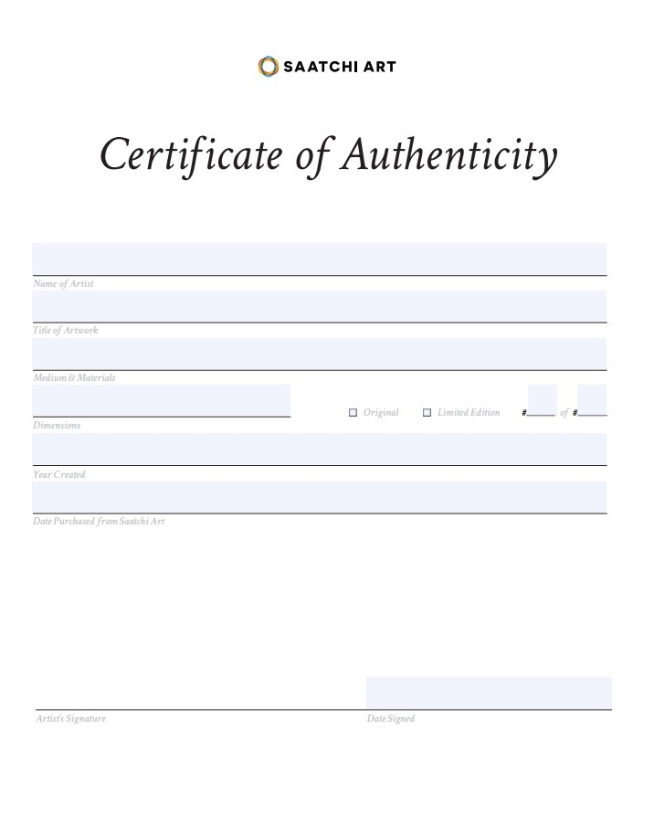 11  certificate of authenticity templates